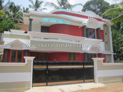new 3 bhk   House for Sale at Poojappura